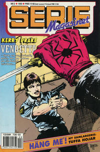 Cover Thumbnail for Seriemagasinet (Semic, 1970 series) #2/1993
