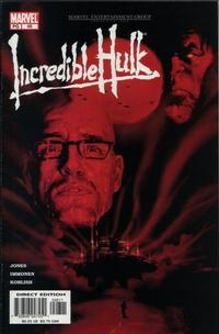Cover Thumbnail for Incredible Hulk (Marvel, 2000 series) #46