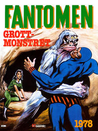Cover Thumbnail for Fantomen [julalbum] (Semic, 1963 ? series) #1978 - Grottmonstret