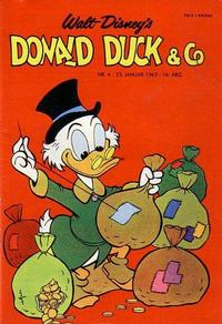 Cover Thumbnail for Donald Duck & Co (Hjemmet, 1948 series) #4/1963