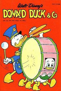 Cover Thumbnail for Donald Duck & Co (Hjemmet, 1948 series) #22/1963