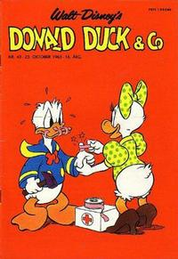 Cover Thumbnail for Donald Duck & Co (Hjemmet, 1948 series) #43/1963