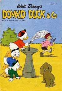 Cover Thumbnail for Donald Duck & Co (Hjemmet, 1948 series) #32/1964
