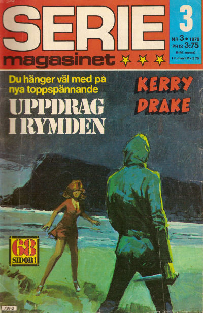 Cover for Seriemagasinet (Semic, 1970 series) #3/1978