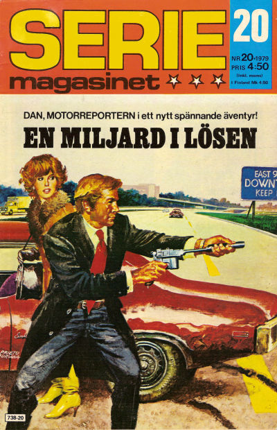 Cover for Seriemagasinet (Semic, 1970 series) #20/1979