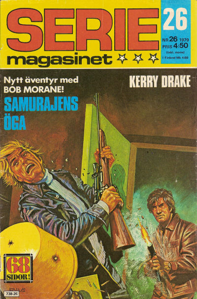 Cover for Seriemagasinet (Semic, 1970 series) #26/1979