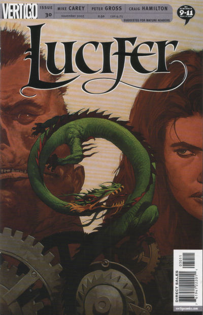Cover for Lucifer (DC, 2000 series) #30