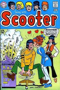 Cover Thumbnail for Swing with Scooter (DC, 1966 series) #19