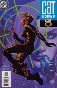 Cover Thumbnail for Catwoman (DC, 2002 series) #12