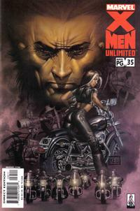 Cover Thumbnail for X-Men Unlimited (Marvel, 1993 series) #35