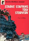 Cover for Starke Staffans äventyr (Carlsen/if [SE], 1977 series) #5 - Starke Staffans tolv storverk