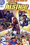 Cover for Young Justice (DC, 1998 series) #22
