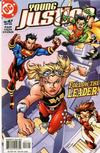 Cover for Young Justice (DC, 1998 series) #47