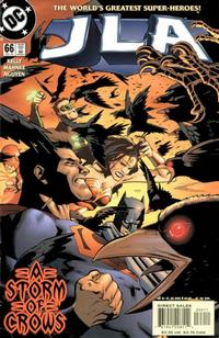 Cover Thumbnail for JLA (DC, 1997 series) #66