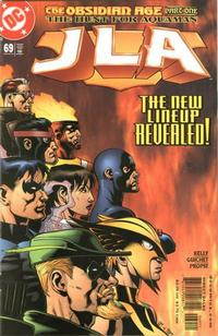 Cover for JLA (1997 series) #69