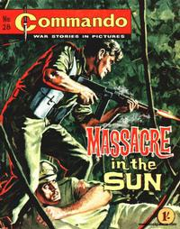 Cover Thumbnail for Commando (D.C. Thomson, 1961 series) #28