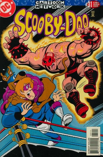 Cover for Scooby-Doo (DC, 1997 series) #31