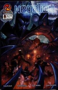 Cover Thumbnail for Negation (CrossGen, 2002 series) #8