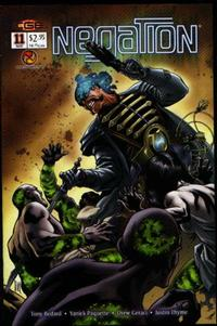 Cover Thumbnail for Negation (CrossGen, 2002 series) #11