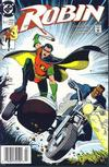 Cover Thumbnail for Robin (1991 series) #3 [Newsstand]