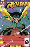 Cover Thumbnail for Robin (1993 series) #1 [Newsstand Edition]