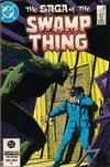 The Saga of Swamp Thing #21
