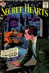 Cover for Secret Hearts (DC, 1949 series) #54