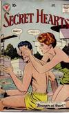 Cover for Secret Hearts (DC, 1949 series) #55