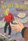 Cover for Secret Hearts (DC, 1949 series) #95