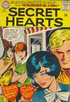 Cover for Secret Hearts (DC, 1949 series) #107