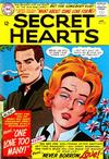 Cover for Secret Hearts (DC, 1949 series) #109