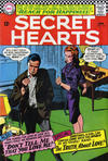 Cover for Secret Hearts (DC, 1949 series) #112