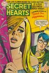 Cover for Secret Hearts (DC, 1949 series) #128