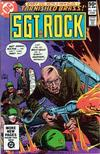 Cover for Sgt. Rock (DC, 1977 series) #353