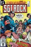 Cover for Sgt. Rock (DC, 1977 series) #383 [Direct-Sales]