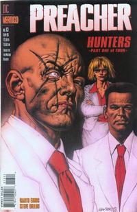Cover for Preacher (1995 series) #13