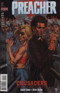 Cover for Preacher (DC, 1995 series) #19