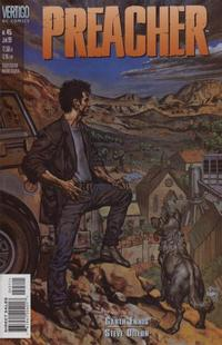 Cover Thumbnail for Preacher (DC, 1995 series) #45