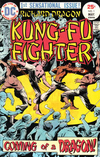 Cover Thumbnail for Richard Dragon, Kung-Fu Fighter (DC, 1975 series) #1