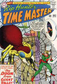 Cover Thumbnail for Rip Hunter ... Time Master (DC, 1961 series) #29