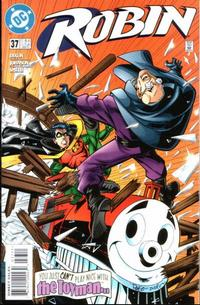 Cover Thumbnail for Robin (DC, 1993 series) #37