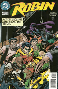 Cover Thumbnail for Robin (DC, 1993 series) #41