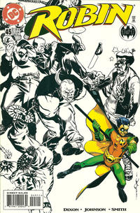 Cover Thumbnail for Robin (DC, 1993 series) #45