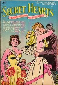 Cover Thumbnail for Secret Hearts (DC, 1949 series) #17