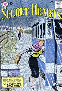 Cover Thumbnail for Secret Hearts (DC, 1949 series) #61