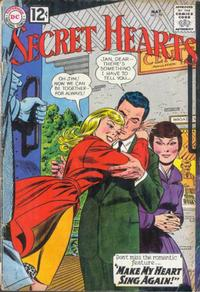 Cover Thumbnail for Secret Hearts (DC, 1949 series) #79