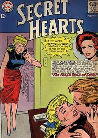 Cover Thumbnail for Secret Hearts (DC, 1949 series) #99
