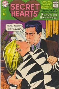 Cover Thumbnail for Secret Hearts (DC, 1949 series) #123