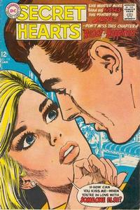 Cover Thumbnail for Secret Hearts (DC, 1949 series) #125