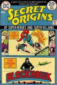 Cover Thumbnail for Secret Origins (DC, 1973 series) #6